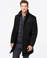Ryan Seacrest Distinction 3 in 1 Top Coat with Removable Vest