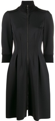 Dorothee Schumacher Sporty Zipped Dress