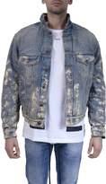 Off-White Oversize Denim Jacket