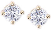 lonna & lilly Gold-Toned Crystal Stud Earrings