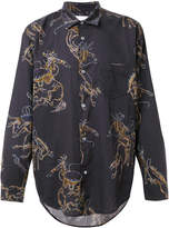 Our Legacy Rodeo printed shirt