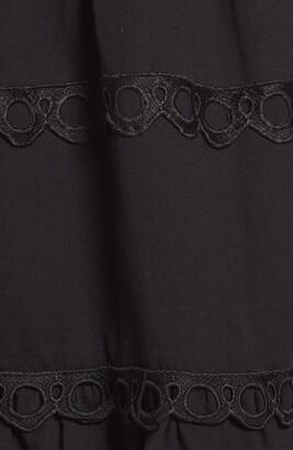 Endless Rose Lace Trim Dress