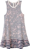 RVCA Women's Washed Up Flare Tank Dress