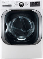 LG Electronics 9.0 Cu. Ft. Mega Capacity SteamDryerTM with SteamFreshTM Cycle - DLEX8000W