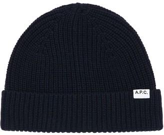 A.P.C. Wool & Cashmere Beanie