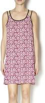 Dex Printed Flowy Mini Dress