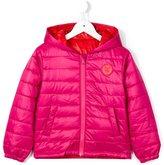 Kenzo reversible puffer jacket