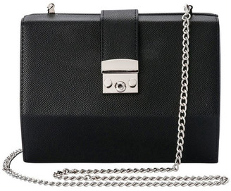 Olga Berg OB4742 Harriet Hardcase Clutch Bag