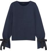 J.Crew Cotton-blend Jersey Sweatshirt