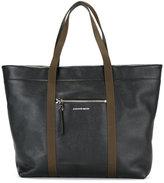 Alexander McQueen double strap tote bag