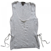 Louis Vuitton Grey Cashmere Knitwear