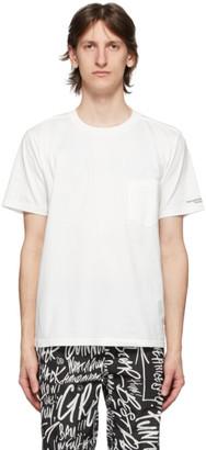 TAKAHIROMIYASHITA TheSoloist. White Dont T-Shirt