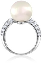 Majorica Simulated Pearl Cocktail Ring