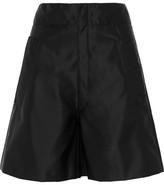 Miu Miu Taffeta Shorts - Black