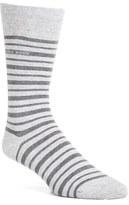 BOSS 'Marc' Stripe Socks