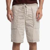 James Perse Stretch Poplin Pocket Short
