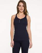 Le Château Essential Rib Cotton Tank