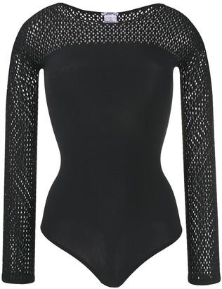 Wolford Jeanne string bodysuit