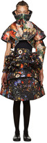 Comme des Garcons Multicolored Brocade Set