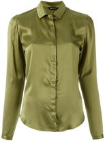 Uma | Raquel Davidowicz - silk shirt - women - Silk - 42