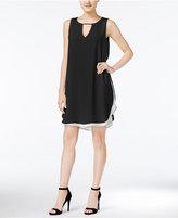 Bar III Keyhole Shift Dress, Only at Macy's