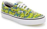 Vans Boy's X Disney Pixar Toy Story(TM) Aliens Authentic Sneaker