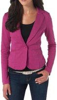 Pofachawis Junior's Long Sleeve Blazer Single Button Front Blazer Coat S