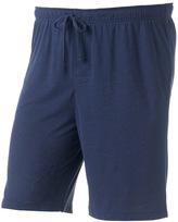 Croft & Barrow Big & Tall Solid Knit Lounge Shorts