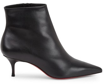 Christian Louboutin So Kate 55 Leather Booties
