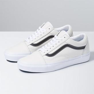 Vans Black Leather Men's Shoes | Shop