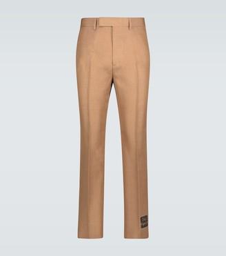 Gucci Orgasmique slim-fit pants