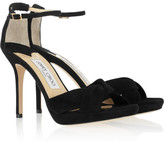 Jimmy Choo Marion suede sandals