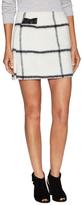 Layla Plaid Mini Skirt