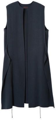 Oyuna Nea Fossil Grey Luxury Cashmere Cotton Lightweight Jacket