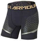 Under Armour Men's HeatGear Armour Zone Compression Shorts