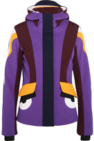 Fendi Padded Ski Jacket - Purple