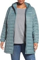 Columbia Plus Size Women's Voodoo Falls 590 Turbodown(TM) Hooded Jacket