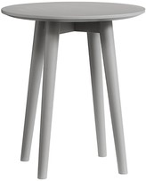 Pottery Barn Kids Spindle Side Table, Gray