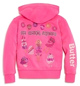 Butter Shoes Girls' Ice Cream Shoppe Hoodie - Little Kid