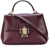 Dolce & Gabbana Lucia satchel - women - Calf Leather - One Size