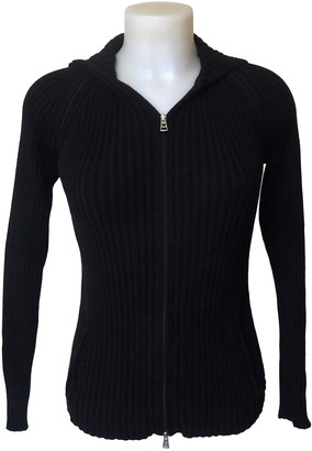 Max & Co. Black Cotton Knitwear for Women