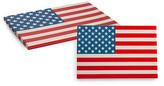 Rosanna USA Flag Infinity Tray