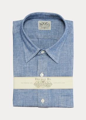 Ralph Lauren Slim Fit Chambray Dress Shirt