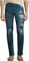 Scotch & Soda Men's Skim Pack Rat Skinny Jeans