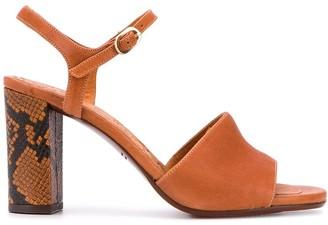 Chie Mihara Parigi 90mm leather sandals