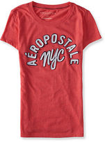 Aeropostale Womens Nyc Graphic T Shirt
