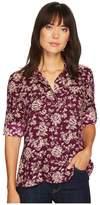 U.S. Polo Assn. Long Sleeve Hidden Placket Denim Shirt