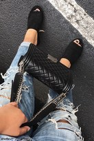 Forever 21 FOREVER 21+ Faux Suede Mules