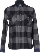 Grey Daniele Alessandrini Shirts - Item 38535168