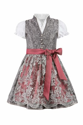 Stockerpoint Girl's Kinderdirndl Lilly Special Occasion Dress